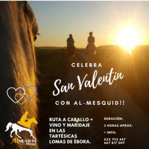 San Valentín en Al-Mesquid